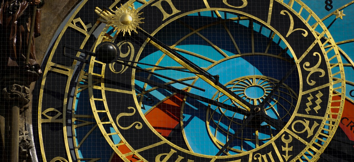Astronomical Clock: How To Read It? - Astronomical Clock: How To Read It?
