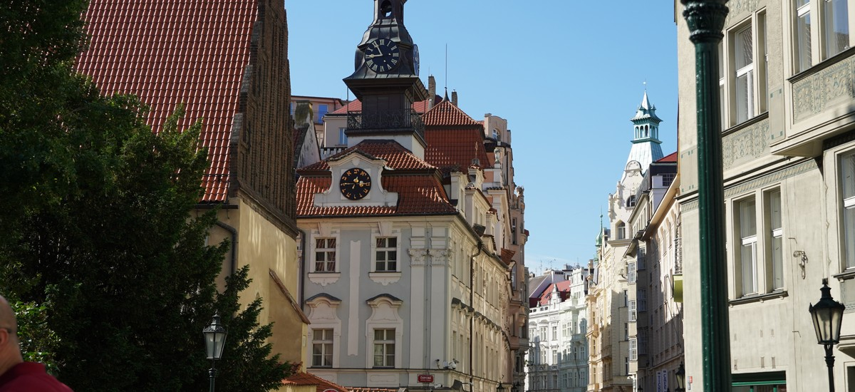 Jewish Town Hall Prague - Prague Walking Tours