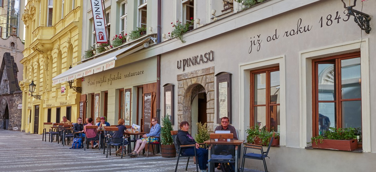 Traditional Prague Restaurant - Prague Walking Tours